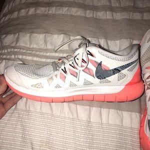 Nike Free 5.0 Running shoes!